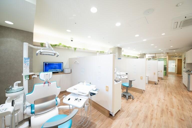診療スペース1