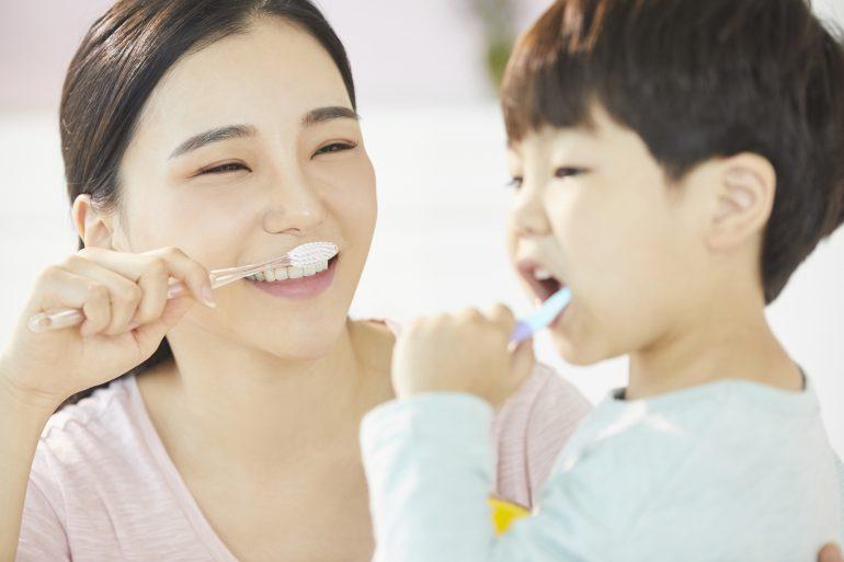 学校検診でむし歯が見つかったときは